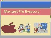 Mac Lost File Recovery Screenshot