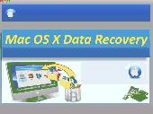 Mac OS X Data Recovery Screenshot