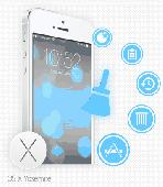 Macgo Free iPhone Cleaner for Mac Screenshot