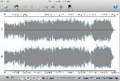 Macsome Audio Editor Screenshot