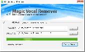 Screenshot of Magic Vocal Remover
