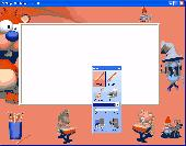 Screenshot of Magic Whiteboard