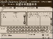 Math Science Quest Screenshot