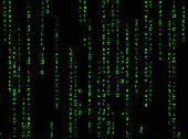 Matrix Code Animated Wallpaper Screenshot