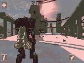 Mech Warrior Screenshot