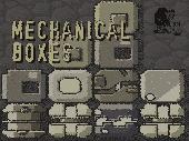Mechanical Boxes Screenshot
