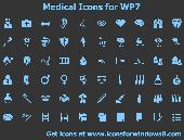 Medical Icons for WP7 Screenshot