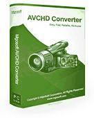 Mgosoft AVCHD Converter Screenshot
