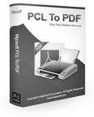 Mgosoft PCL To PDF SDK Screenshot