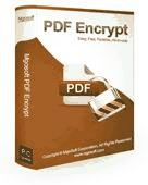 Mgosoft PDF Encrypt Command Line Screenshot