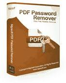 Screenshot of Mgosoft PDF Password Remover Command Line