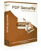 Mgosoft PDF Security SDK Screenshot