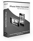 Mgosoft iPhone Video Converter Screenshot