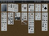Micro SOLITAIRE Screenshot