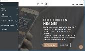 MobiRise Mobile Website Builder Screenshot