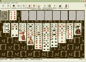 Most Popular Solitaire Screenshot