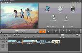 Screenshot of Movavi Video Editor