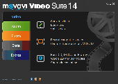 Movavi Video Suite Screenshot