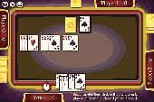 Screenshot of Multiplayer Rummy