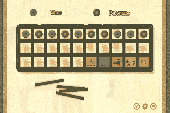 Multiplayer Senet Screenshot
