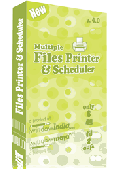 Multiple Files Printer and Scheduler Screenshot