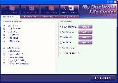 My Duplicate File Finder Screenshot