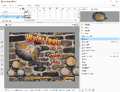 Screenshot of NanoFL Editor
