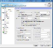 Net Time Server & Client Screenshot