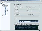 Screenshot of Network Monitoring Software
