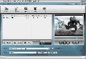 Screenshot of Nidesoft Motorola Video Converter
