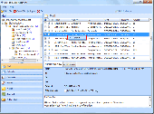 Screenshot of OST to PST Email Conversion
