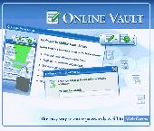 Online Vault Screenshot