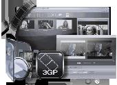 Opposoft 3GP Video Converter Screenshot