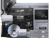 Opposoft DVD to 3GP Converter Screenshot