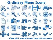 Ordinary Menu Icons Screenshot