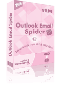 Outlook Email Spider Screenshot