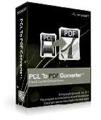 PCL To PDF Command Line Screenshot