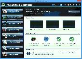 Screenshot of PC Services Optimizer
