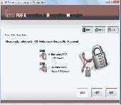 PDF Encryption Decryption Screenshot