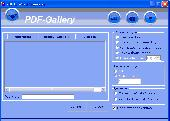 PDF Gallery - PDF to Word Converter Screenshot