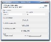 PDNum Calculator Screenshot