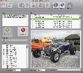 Screenshot of PHOTORECOVERY 2010 for Mac