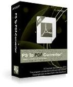 PS To PDF Converter Screenshot
