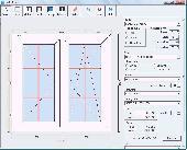 PVC Windows Designer Screenshot