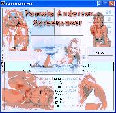 Pamela Anderson Screensaver Screenshot