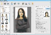 Passport Photo Maker Screenshot