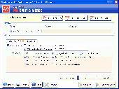 Pdf merger and Page splitter Screenshot