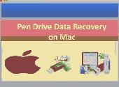 Pen Drive Data Recovery on Mac Screenshot