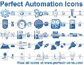 Screenshot of Perfect Automation Icons