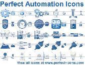 Perfect Automation Icons Screenshot